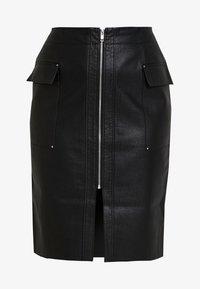 River Island Plus - Pencil skirt - black - 2
