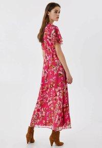 LIU JO - Maxi dress - pink - 2