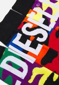 Diesel - SKM-HERMINE-THREEPAC 3 PACK - Socks - multi-coloured - 3