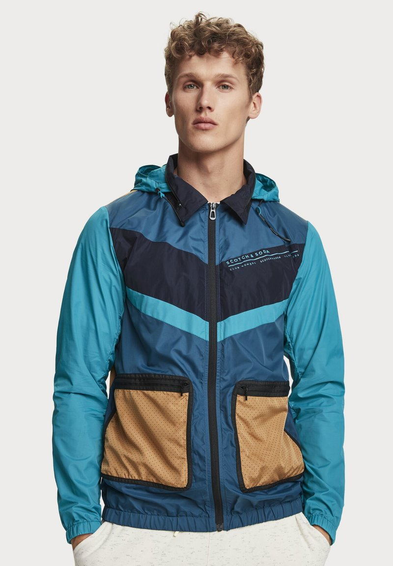 Scotch & Soda - Windbreaker - combo a
