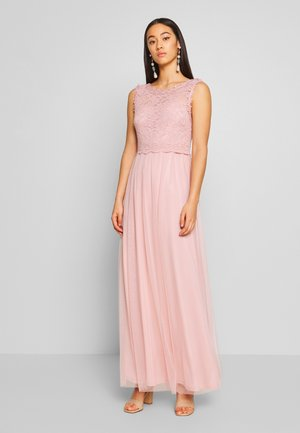 VILYNNEA MAXI DRESS - Galajurk - pale mauve