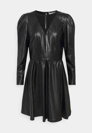 BETTY - Day dress - noir
