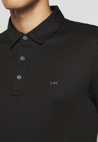 Michael Kors - SLEEK - Polo shirt - black - 5