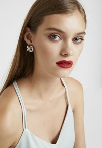 PDPAOLA - SOHO EARRINGS - Örhänge - silver-coloured - 1