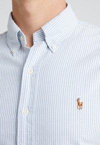 Polo Ralph Lauren - SLIM FIT - Camicia - blue/white - 4