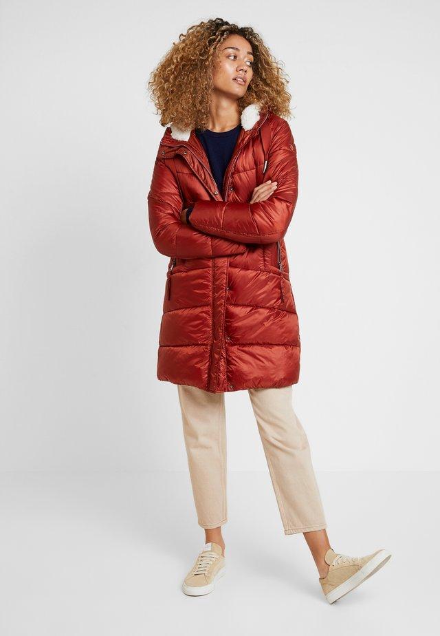 OUTDOORJACKE - Outdoor jacket - burnt brick