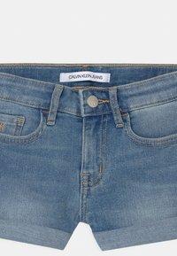 Calvin Klein Jeans - SLIM - Denim shorts - denim - 3
