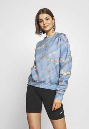 MARBLE - Sweatshirt - blue