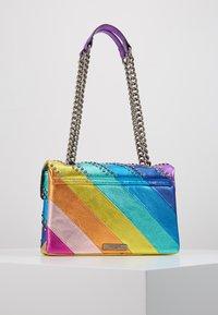 Kurt Geiger London - CRYSTAL KENSINGTON BAG - Across body bag - multi-coloured - 3