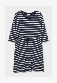 C&A - Jersey dress - dark blue - 0
