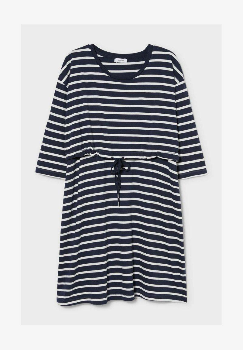 C&A - Jersey dress - dark blue