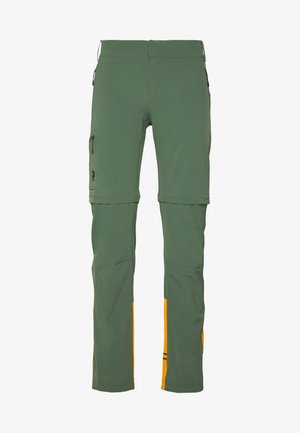 VISLIGHT ZIP OFF PANT - Trousers - alpine tundra