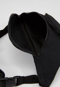 Superdry - FULL MONTANA BUM BAG - Bum bag - black - 4