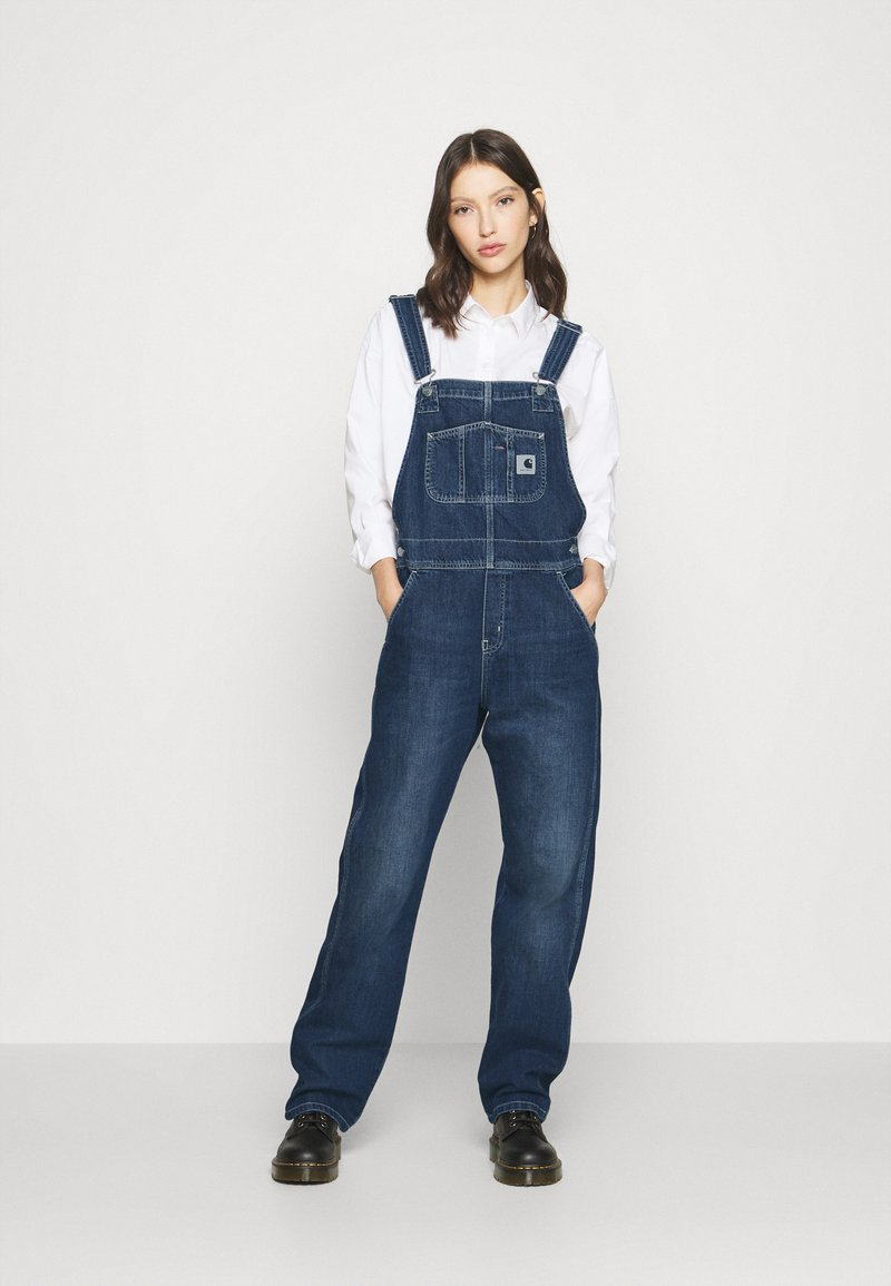 Carhartt WIP - OVERALL - Dungarees - blue