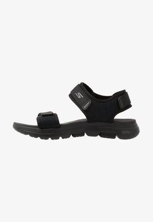 GO WALK 5 - Walking sandals - black