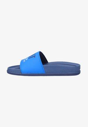 BEACHROCK - Pool slides - electric blue