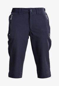 Luhta - ARVIDILA  - Outdoor shorts - dark blue - 4