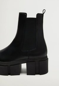 Mango - HECTOR2 - Ankle boots - noir - 6
