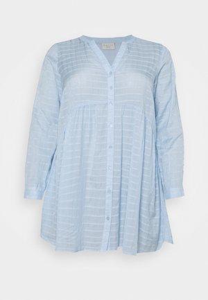 KCFELIA TUNIC - Pusero - chambrey blue