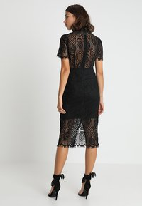 Mossman - MAKING THE CONNECTION DRESS - Sukienka koktajlowa - black - 2