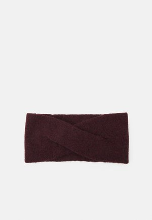 PCDEBBIE HEADBAND - Ear warmers - red mahogany