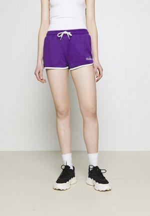 KIAH - Shorts - dark purple