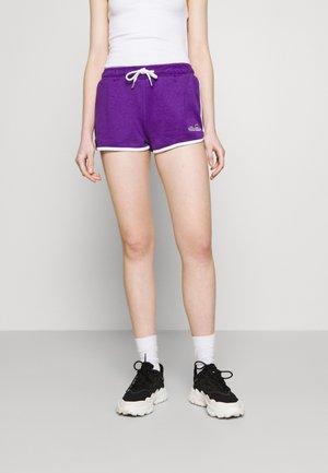 KIAH - Shortsit - dark purple