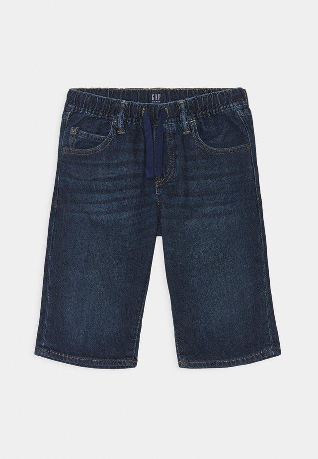 BOY - Shorts di jeans - dark wash