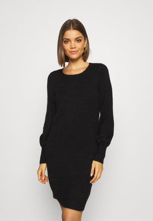 VMSIMONE O-NECK - Jumper dress - black