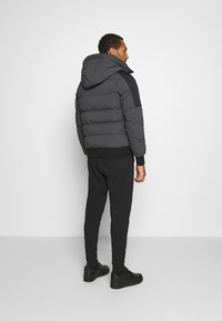Kings Will Dream - PUFFER BOMBER JACKET - Winterjas - charcoal - 2