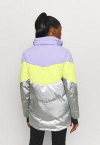 Brunotti - OKALANI WOMEN SNOW JACKET - Snowboardová bunda - lavender - 3