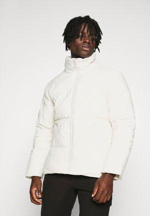 LUCKY PUFFER - Winter jacket - ecru