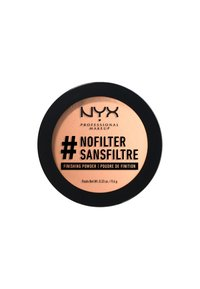 Nyx Professional Makeup - NOFILTER FINISHING POWDER - Powder - 5 light beige - 1