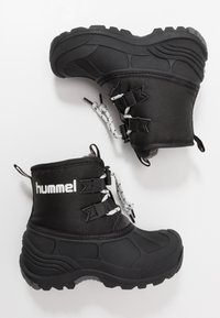 Hummel - ICICLE LOW - Snowboots  - black - 0