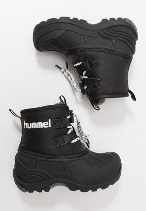ICICLE LOW - Snowboots  - black