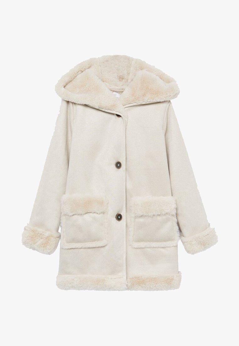 Mango - DUSKA - Winter coat - hellgrau/pastellgrau