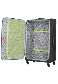 Hardware - AIRSTREAM - Wheeled suitcase - antracite / lemon - 4