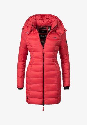 ABENDSTERNCHEN - Winter coat - rot