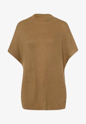 STYLE ELLA - Basic T-shirt - camel