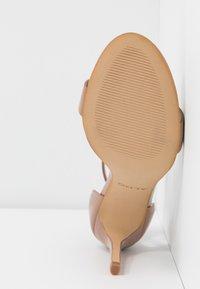ALDO - VIOLLA - Sandaler med høye hæler - bone - 6