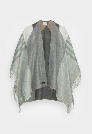 CASHMINK RUANA - Cape - silver