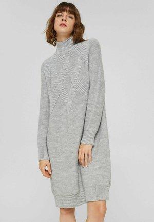 Jumper dress - light grey 5