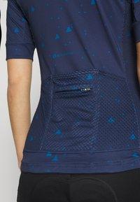 Triple2 - VELOZIP - T-shirt print - peacoat - 5