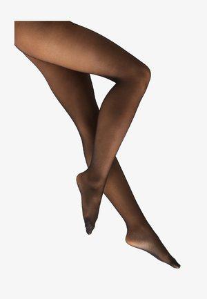 20 DEN SATIN LOOK - Panty - black