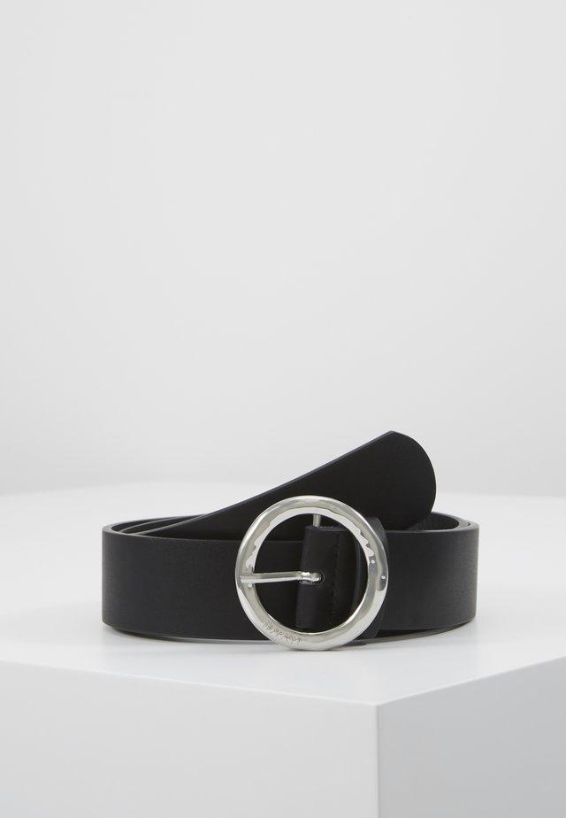 WAIST BELT ARTISAN - Belt - black
