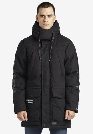 FAZLI - Winter coat - black