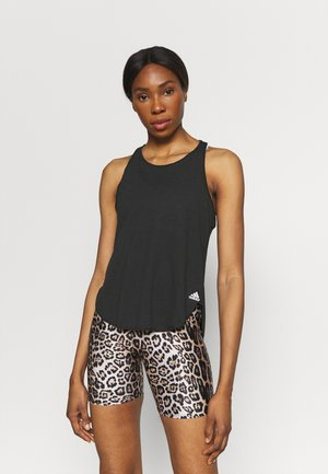 GO TO TANK 2.0 - Topper - black