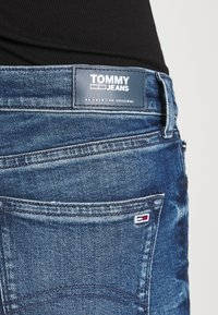 Tommy Jeans - NORA ANKLE ZIP  - Jeans Skinny Fit - jasper mid blue - 5
