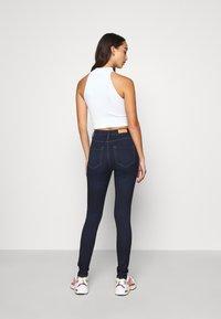 ONLY - ONLROYAL LIFE - Jeans Skinny Fit - dark blue denim - 2