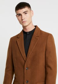 New Look - OVERCOAT  - Manteau court - camel - 3